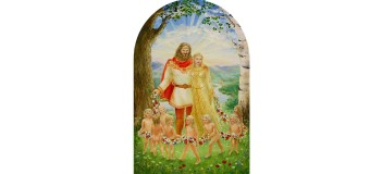 Рождение Богатырей Руси Святой